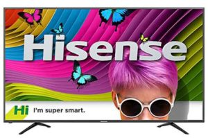 Hisense TV Price In Nigeria
