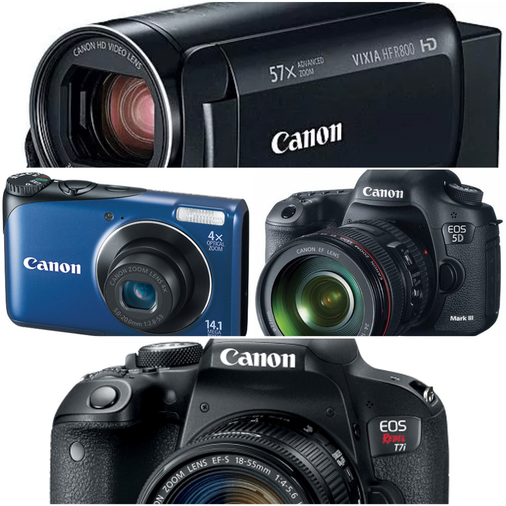 Canon DSLR Camera Price in Nigeria