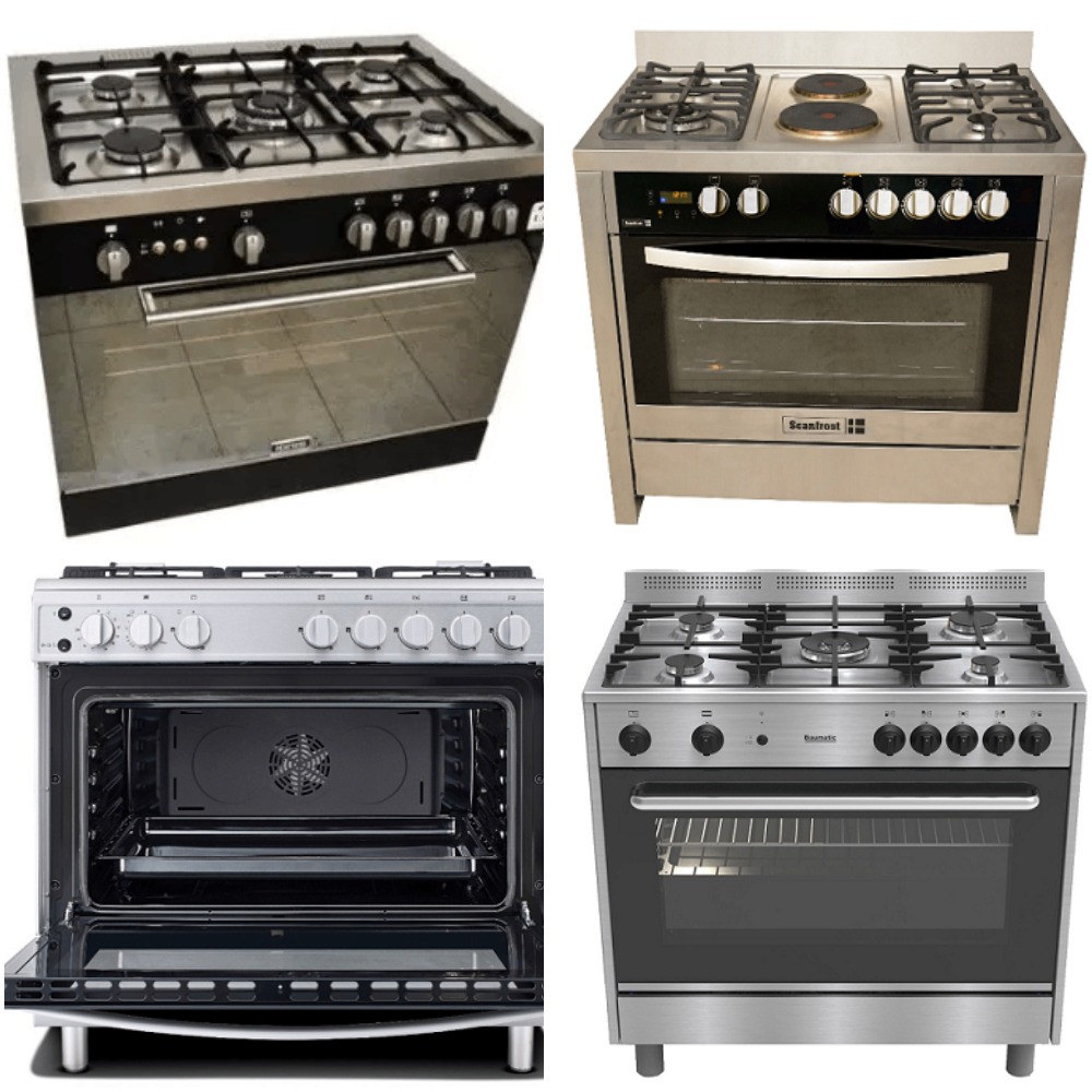 Gas Cooker with Oven Prices in Nigeria