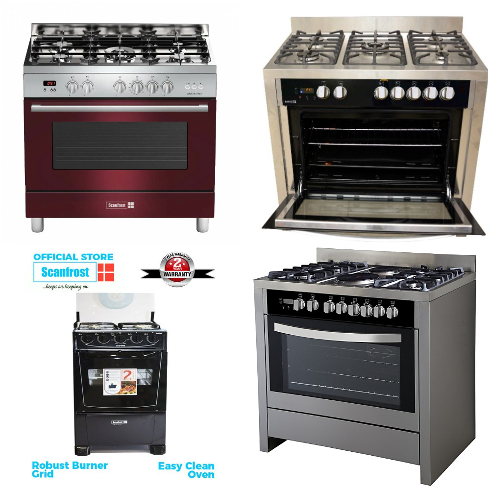 Scanfrost Gas Cooker Prices in Nigeria