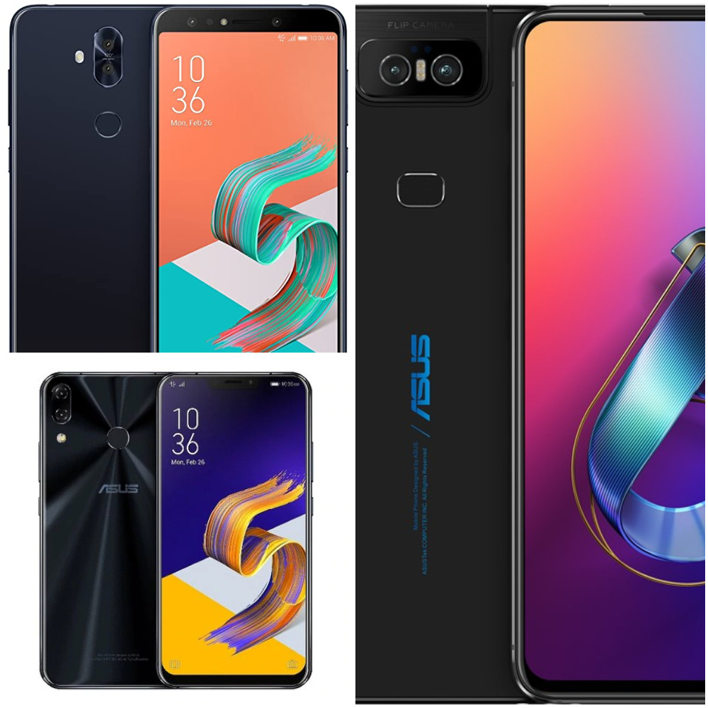 ASUS Phones Price in Nigeria