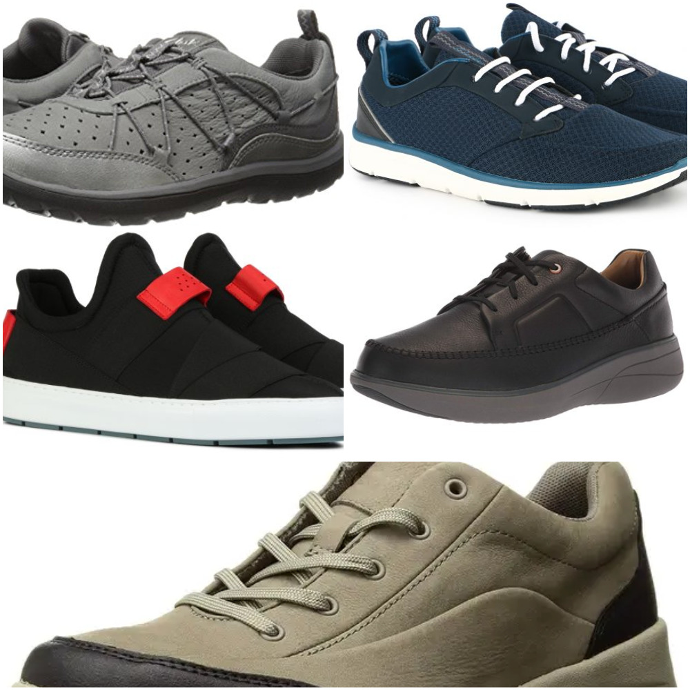 Clarks mens shoes price