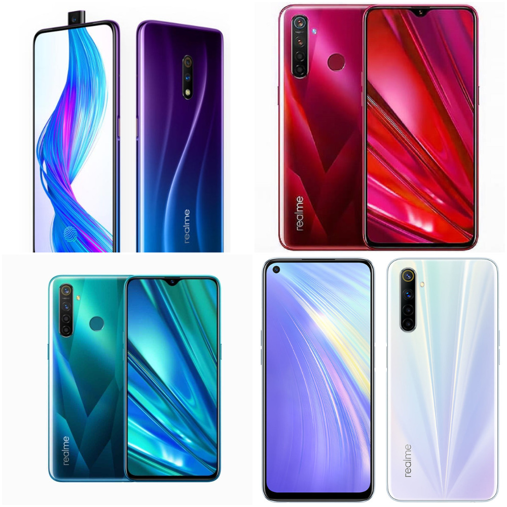 Realme Phones Price in Nigeria