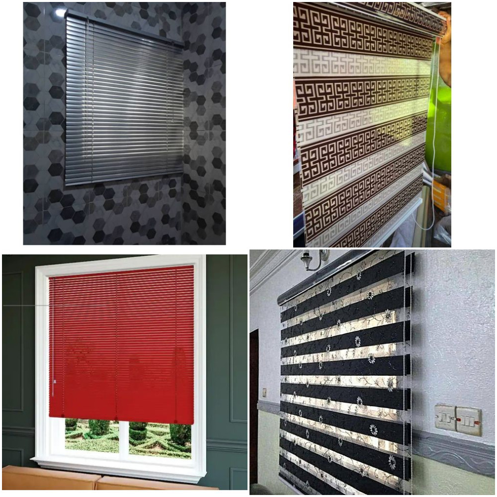 Window Blinds Price in Nigeria